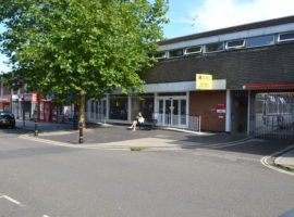Proposed REDEVELOPMENT OF RETAIL PREMISES approximately 140-1250 sq ft