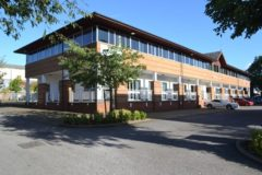 MODERN, OPEN PLAN OFFICES, 3070 SQ FT - TO LET