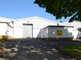 INDUSTRIAL/WAREHOUSE PREMISES - 6,197 SQ FT - TO LET