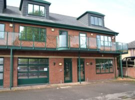 2,788 SQ FT, MODERN OFFICE PREMISES, TO LET or FOR SALE
