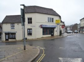 TOWN CENTRE RETAIL PREMISES, A1/A2 PLANNING CONSENT, PRIVATE PARKING