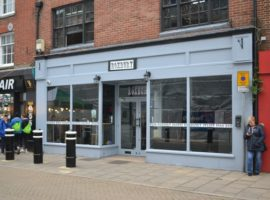 PRIME RETAIL PREMISES - TO LET - 2,367 SQ FT - LICENSED WITH A3 USE