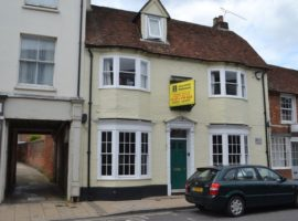 RESTAURANT/TAKE AWAY PREMISES, approximately 900 sq ft WITH RESIDENTIAL ACCOMMODATION ABOVE