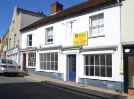 MIXED COMMERCIAL/RESIDENTIAL DEVELOPMENT - FULL PLANNING CONSENT - FREEHOLD FOR SALE