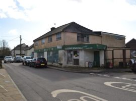 REDEVELOPMENT OPPORTUNITY with PLANNING CONSENT - FREEHOLD FOR SALE