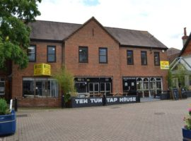 TOWN CENTRE OFFICES - 2500 SQ FT - OPEN PLAN LAYOUT