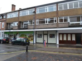 HIGH STREET PREMISES - 1000 sq ft  - FOR SALE OR TO LET - Class E Use