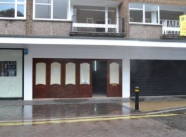 HIGH STREET PREMISES  - 1200 sq ft - FOR SALE or TO LET, Class E Use