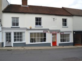 TOWN CENTRE RETAIL PREMISES - 343 SQ FT - TO LET