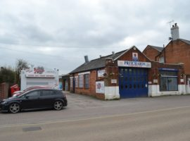 RARE, FREEHOLD OPPORTUNITY FOR SALE - 3,432 sq ft COMMERCIAL GARAGE PREMISES