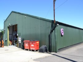 4,000 sq ft INDUSTRIAL, STORAGE UNIT - CLASS E BUSINESS USE, Available on NEW LEASE - TO LET