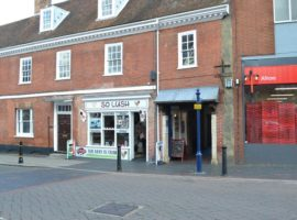 TOWN CENTRE, MIXED USE INVESTMENT, FREEHOLD FOR SALE (All Occupier Business Unaffected)